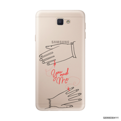 MARRIAGE TIES KEEP LOVE FOREVER - Samsung Galaxy J7 Prime