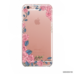 YOUR NAME WITH ROSE CREEPERS - Iphone 6/6s