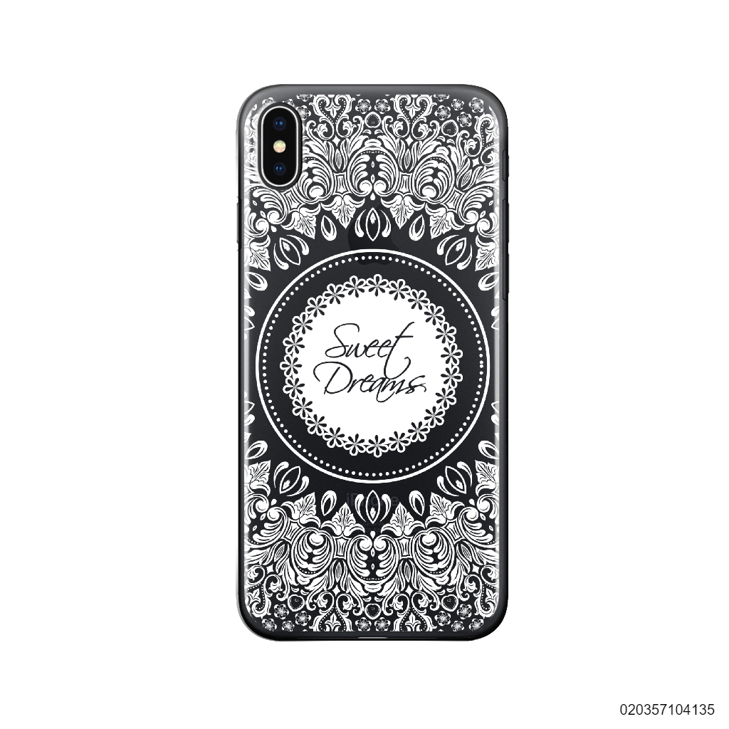 SWEET DREAM MANDALA LACE - Iphone X/ Xs