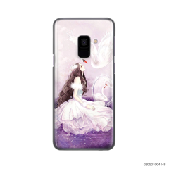 MAGIC SWAN DREAM GIRL - Samsung Galaxy A8 2018