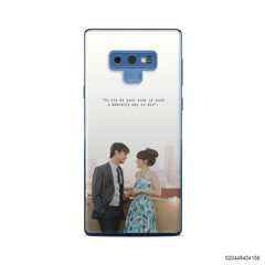 500 DAYS OF SUMMER QUOTE - Samsung Galaxy Note 9