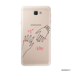 MARRIAGE TIES IN HAND - Samsung Galaxy J7 Prime