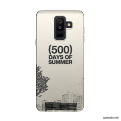 500 DAYS OF SUMMER - Samsung Galaxy A6 Plus 2018