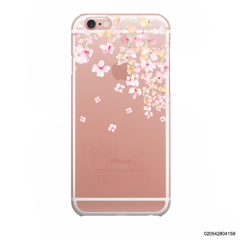 YOUR NAME WITH LITTLE FALLING FLOWERS - Iphone 6/6s