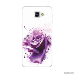 PURPLE MAGIC ROSE - Samsung Galaxy A9 Pro