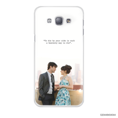 500 DAYS OF SUMMER QUOTE - Samsung Galaxy A8 2015