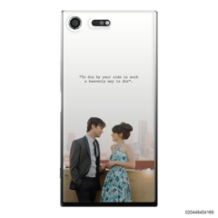 500 DAYS OF SUMMER QUOTE - Sony Xperia XZ Premium