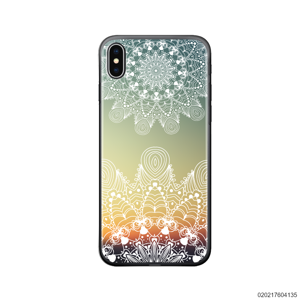 SUNSHINE MANDALA - Iphone X/ Xs