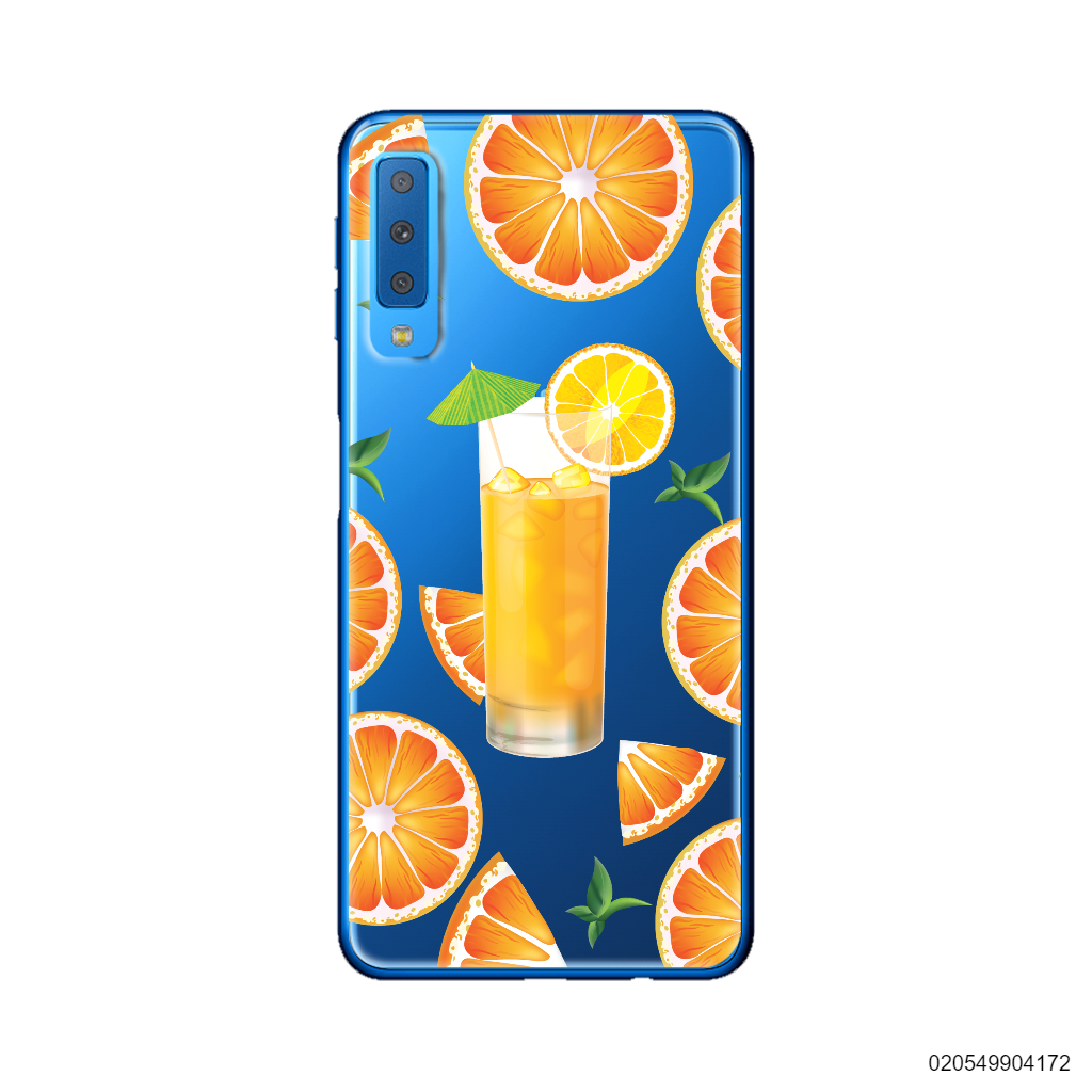 TASTY ORANGE JUICE - Samsung Galaxy A7 2018