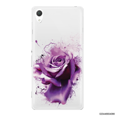 PURPLE MAGIC ROSE - Sony Xperia Z2