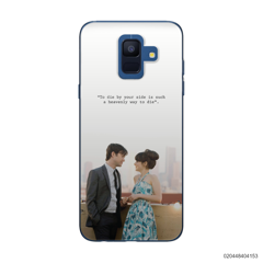 500 DAYS OF SUMMER QUOTE - Samsung Galaxy A6 2018