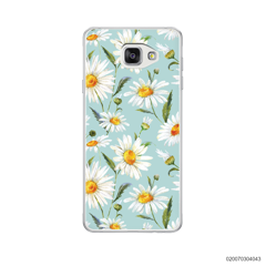 CHRYSANTHEMUM PATTERN - Samsung Galaxy A5 2016