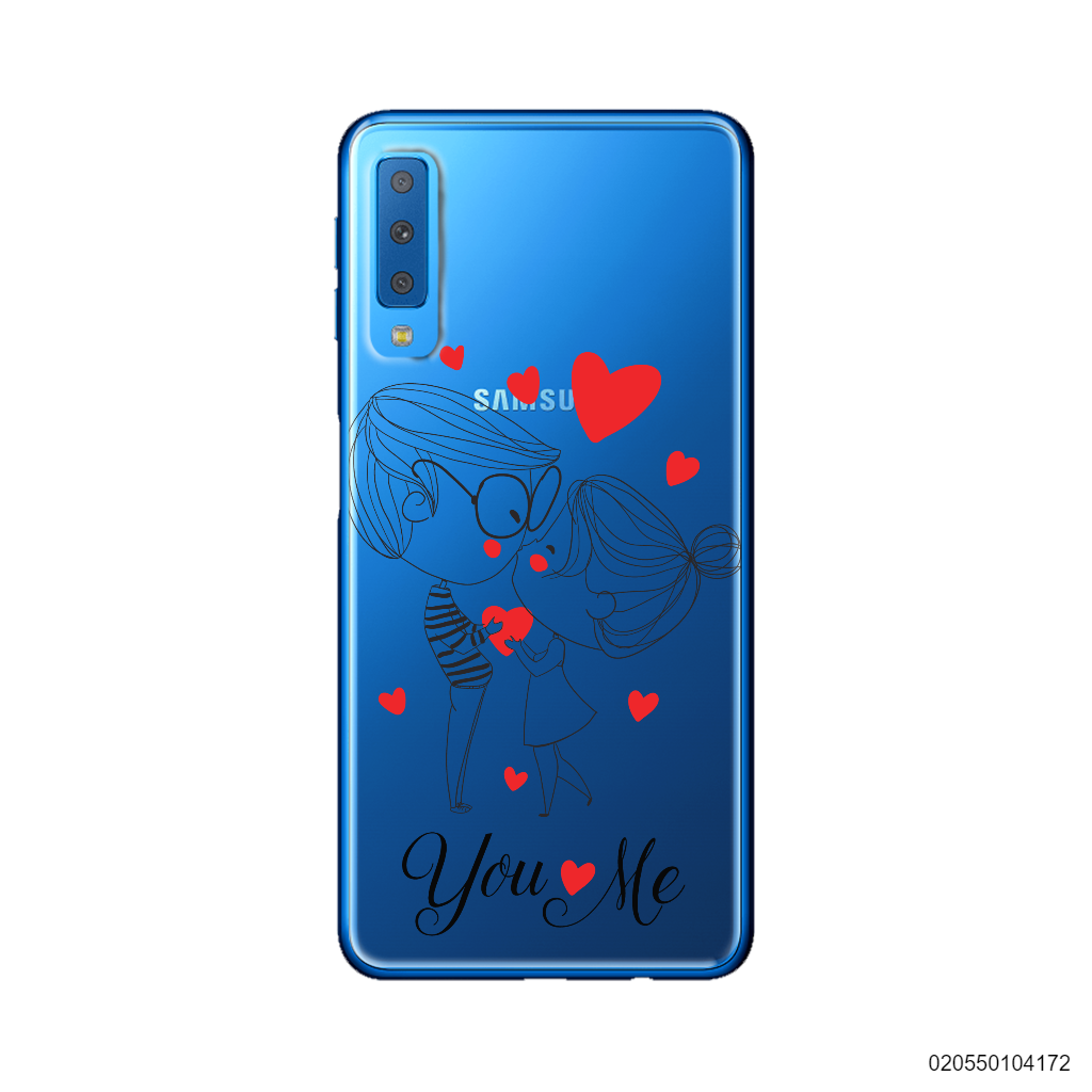 KISS MY HEART - Samsung Galaxy A7 2018