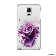 PURPLE MAGIC ROSE - Samsung Galaxy Note 4