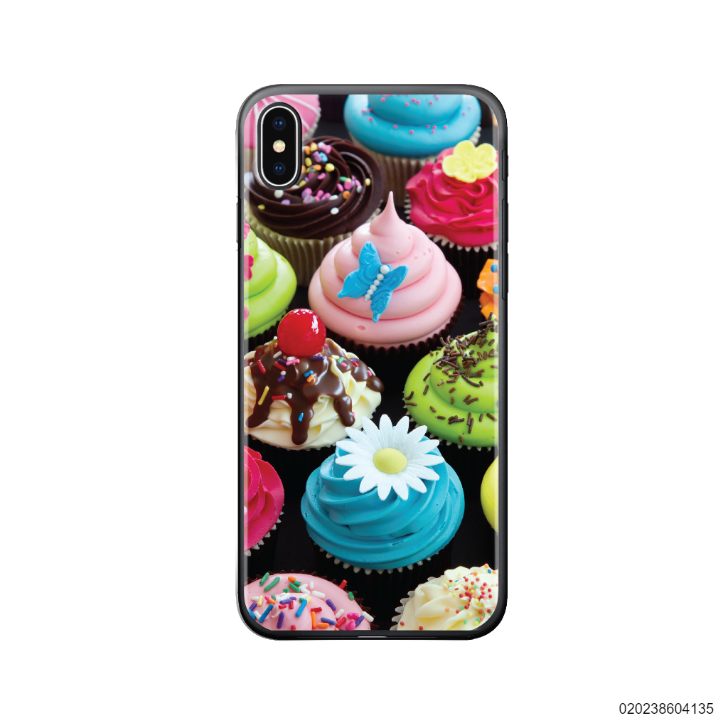 CUP CAKE - Iphone X/ Xs