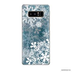 TWINKLE SNOWFLAKE - Samsung Galaxy Note 8