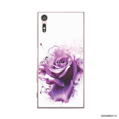 PURPLE MAGIC ROSE - Sony Xperia XZ
