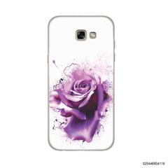 PURPLE MAGIC ROSE - Samsung Galaxy A7 2017