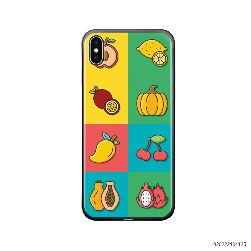 FRUIT ICON - Iphone X/ Xs