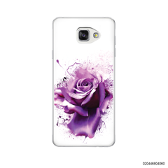 PURPLE MAGIC ROSE - Samsung Galaxy A7 2016