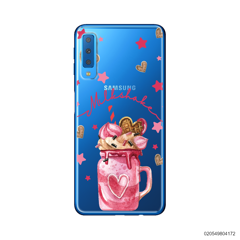 SWEETIE STRAWBERRY MILKSHAKE - Samsung Galaxy A7 2018