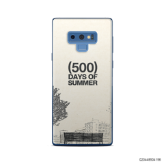 500 DAYS OF SUMMER - Samsung Galaxy Note 9