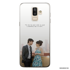 500 DAYS OF SUMMER QUOTE - Samsung Galaxy J8 2018