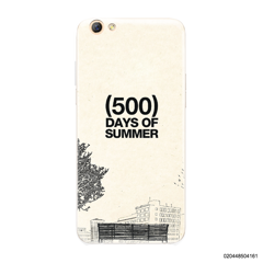 500 DAYS OF SUMMER - OPPO F3 Plus