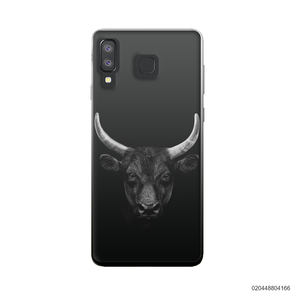 BUFFALO IN BLACK - Samsung Galaxy A8 Star