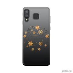CHRISTMAS WITH GOLDEN STAR - Samsung Galaxy A8 Star