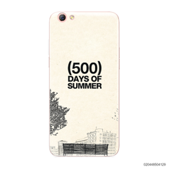 500 DAYS OF SUMMER - Oppo F3