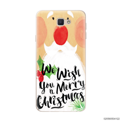 SANTA WISH YOU A MERRY CHRISTMAS - Samsung Galaxy J5 Prime