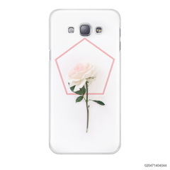 A BEAUTIFUL WHITE ROSE - Samsung Galaxy A8 2015