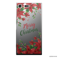 CHRISTMAS WITH RED LEAF - Sony Xperia XZ Premium