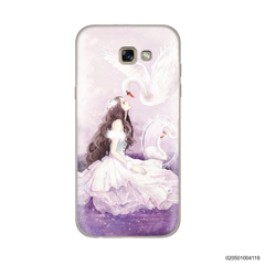 MAGIC SWAN DREAM GIRL - Samsung Galaxy A7 2017
