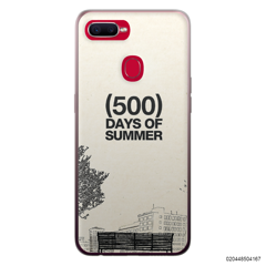 500 DAYS OF SUMMER - Oppo F9
