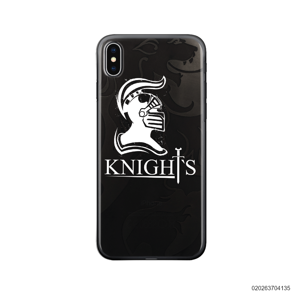 SYMBOL OF KNIGHT - Iphone X/ Xs