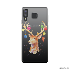 BABY DEER WITH COLORFUL LIGHT - Samsung Galaxy A8 Star