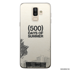 500 DAYS OF SUMMER - Samsung Galaxy J8 2018