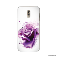 PURPLE MAGIC ROSE - Samsung Galaxy J7 Plus