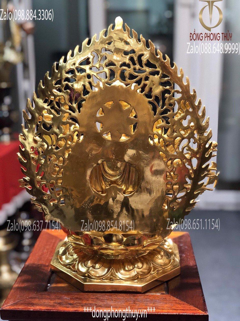 Chuẩn Đề Bồ Tát Bằng Đồng