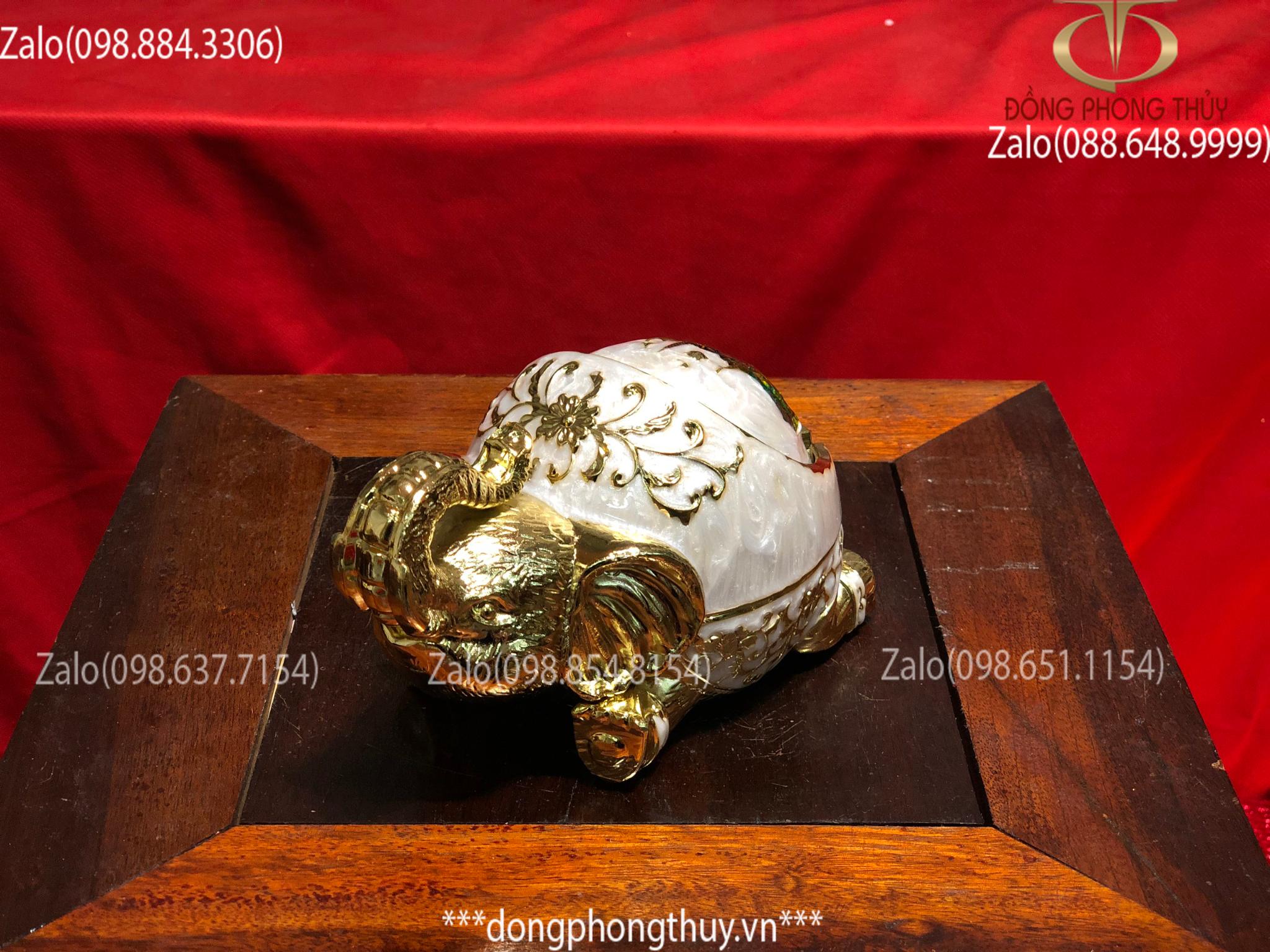 Gạt tàn voi