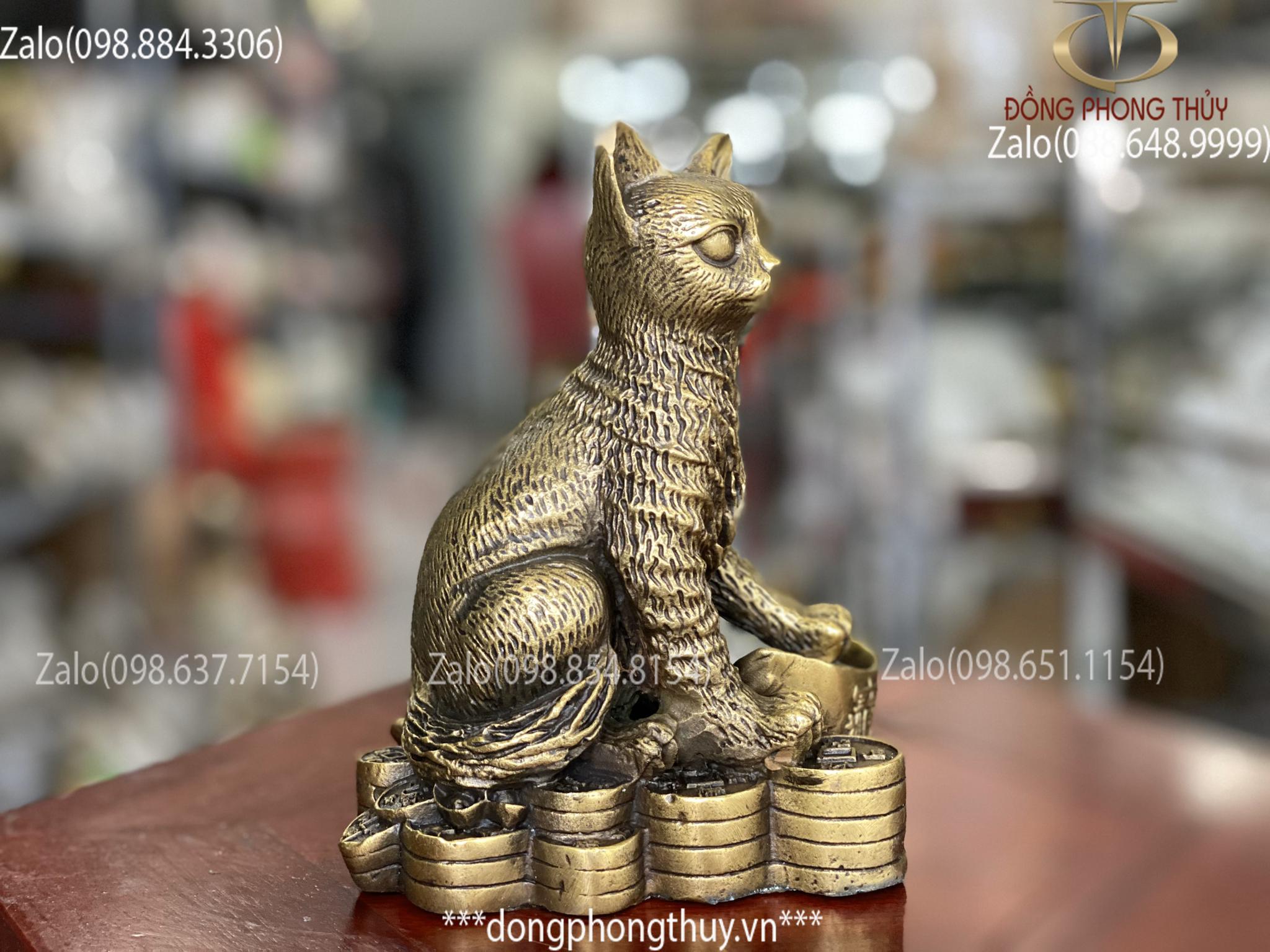 tượng mèo