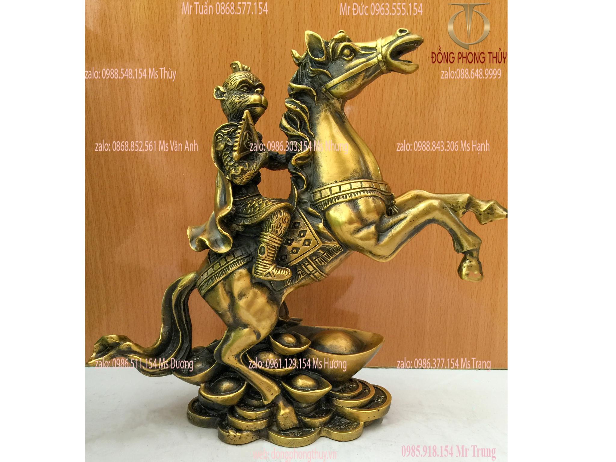tượng ngựa