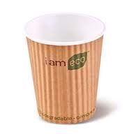 I AM ECO HOT CUPS