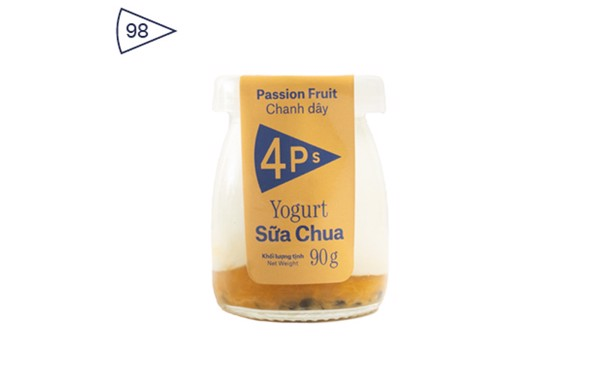 Yogurt Passionfruit (jar, 90g)