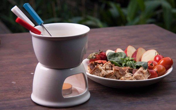 Cheese Fondue Pot