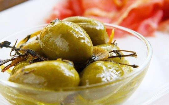 Marinaded Olives (170g)