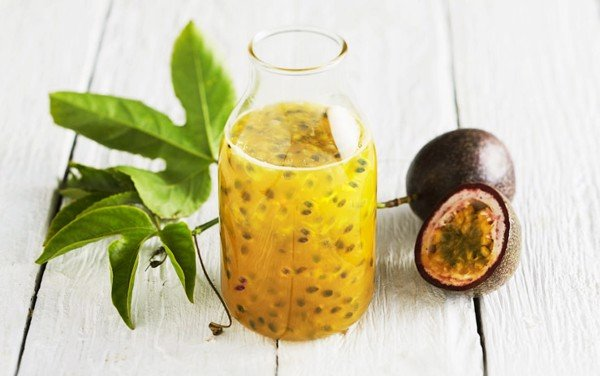 Sauce Passionfruit For Yogurt (jar, 180g)