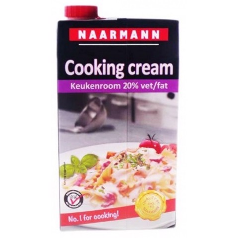 Kem nấu Cooking Cream Naarmann 1L